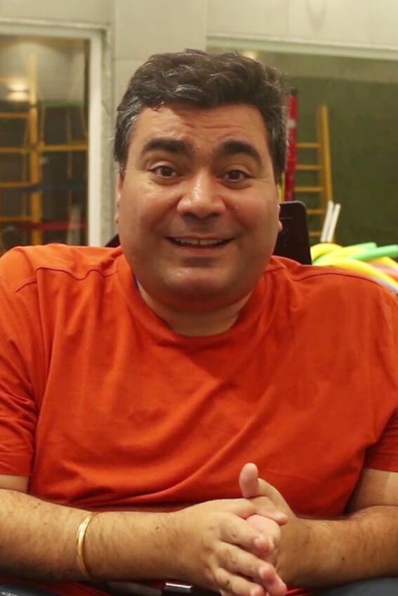 Mr Rustom Irani